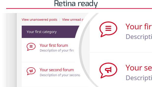 Quarto —phpBB3 Responsive & Retina Ready Theme - 2