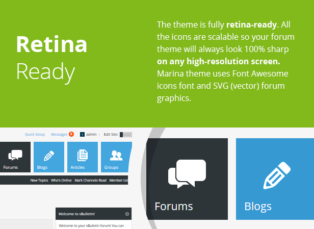 Metro - A Theme for vBulletin 4 and 5 - 3